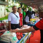 Ikut Memperingati May Day 2019, PAU Pedaringan Diserbu Pembeli