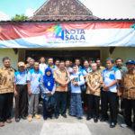 Study Banding Dari KTNA Sragen Di Perumda Pau Pedaringan Surakarta